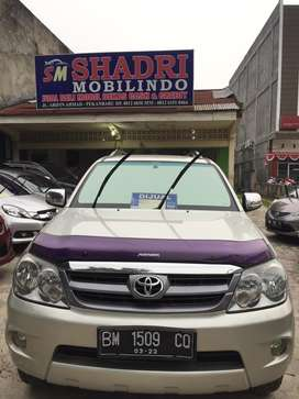 fortuner G 2.7 a/t 2007