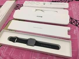 Apple watch series 3 GPS black 38mm