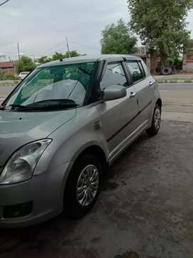 Swift top moddle , Silver colour, AC, Good condition,goog tyres