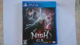 Nioh PS4 (Reg.2)