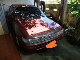 Jual murah Toyota Corolla Great 1.6 manual 1995
