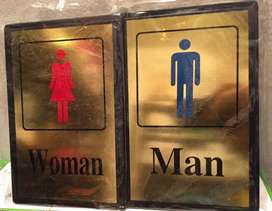WC Signs