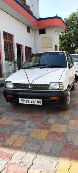 Maruti Suzuki 800 2010 LPG Well Maintained