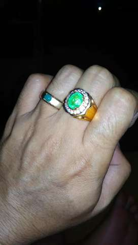 Cincin Batu Jamrud