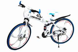 New BMW, Mercedes, Audi 21 Gears Foldable Bicycles