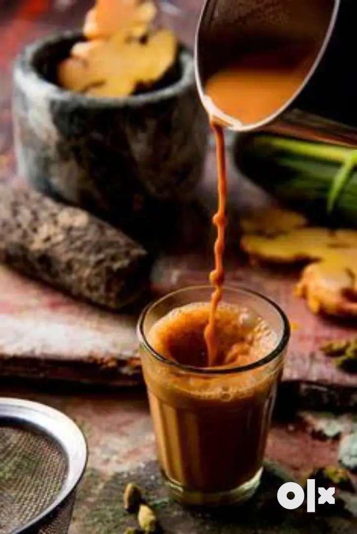 Job vacancy for female or male tea coffee maker 0