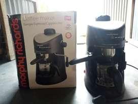 All new Coffee Espresso machine with 2 years warranty