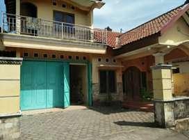 Rumah 2 lantai Majegan, Tulung, Klaten, dekat Boyolali & Surakarta