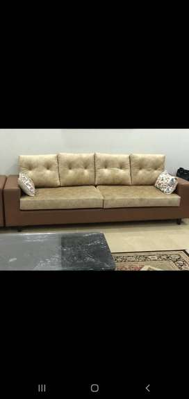 Seven seater Slightly used sofa