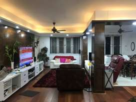 3300 sq ft 3BHK newly finished undivided share 1150