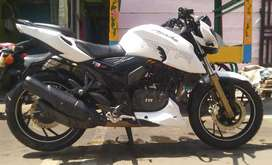 Appachi rtr 200  2017 regn v very good condition single owner