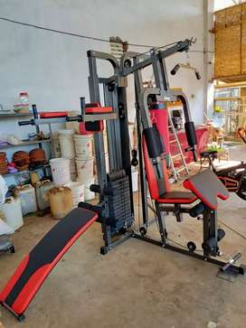 Home gym 3 sisi total fitness