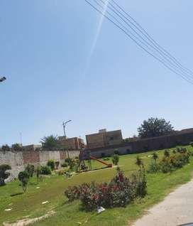 4 Marla Commercial Plot For Sale In Canal Gardens Lahore