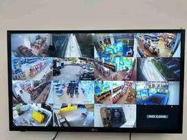 Kamera cctv murah gambar berkualitas jernih