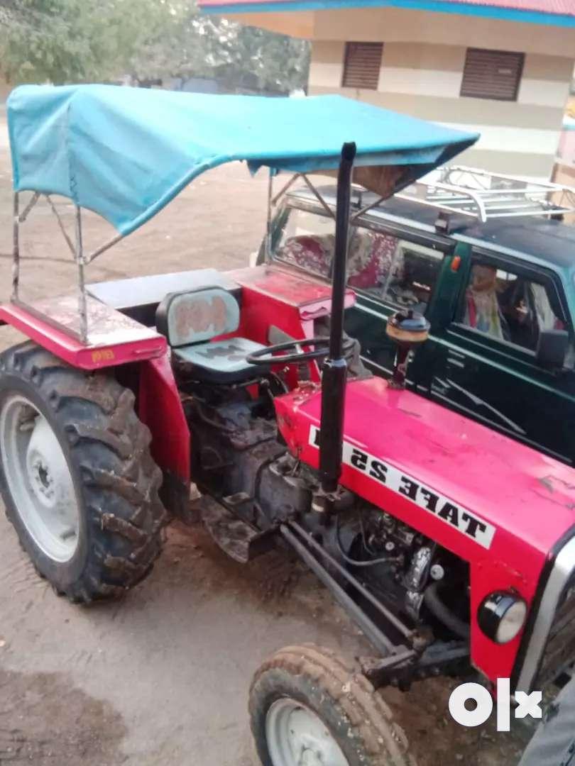 Tafe di 25 tractor best drive Amreli Jaliya 0