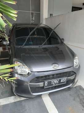 Daihatsu Ayla 1.0 M manual kilometer 37rb