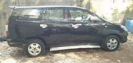 Black Innova with a V.I.P number..999brand of Toyota..
