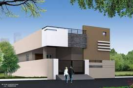 Simplex For sale near Vgp Layout Alasanatham road HNTDA APPROVED
