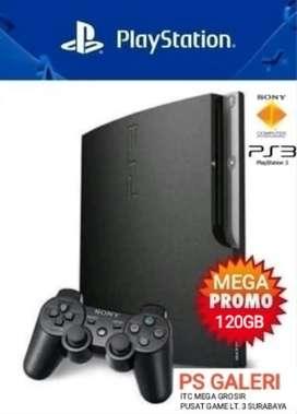 PS3 SLIM 120GB FULL GAME MEGA PROMO
