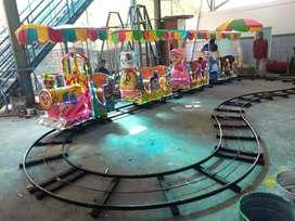 ERV 1 mainan usaha kereta mini panggung kincir panggung