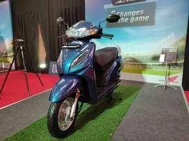 Honda Activa low down payment