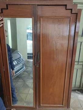 Teak Wood Antique Cupboard
