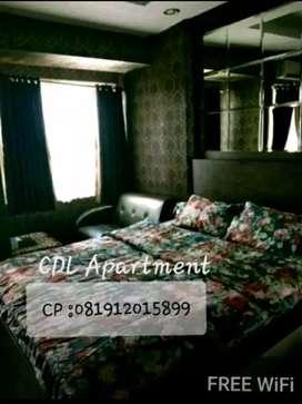 Apartemen Harian Transit Margonda Residence 5 Mares 345 Depok PROMO