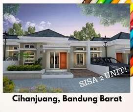 Siap Bangun Rumah 1 Lantai di Cibaligo Permai Cihanjuang dekat Cimahi