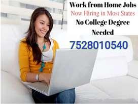 Online jobs data entry work