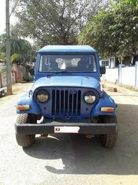 Mahindra Marshall with Bolero DI engine