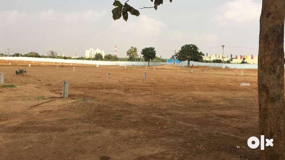 approved layout plots for sale nrsc shadnagar spot reg. freesite visit
