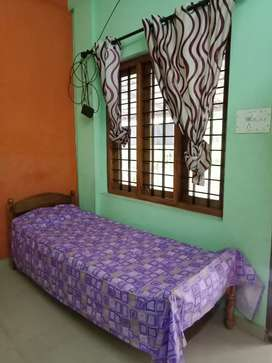For bachelor studio apartment rent in kakkanad near to civil station.