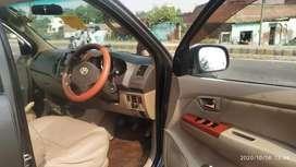 Toyota Fortuner 2011 Diesel 105000 Km Driven