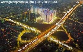 Dijual Apartement Full Furnish Siap Huni di Jakarta Pusat