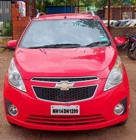 Chevrolet Beat 2010-2013 Diesel LT, 2012, Diesel