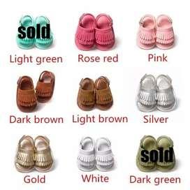 Sepatu Sandal Bayi Import Prewalker Shoes Anak Perempuan