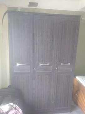 3 doors wardrobe sales