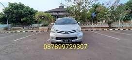 Toyota All New Avanza G 1.3 2014 MT Silver Dr Baru  km 77 Ribu josss