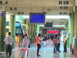 ISBT BUS TERMINUS CANTEEN FOR SALE