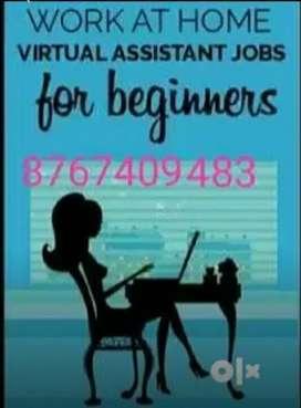 Graduates needs a job from home Job
