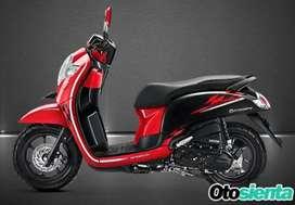 Ulun mencari Honda scoopy 2017 / 2018 klo pian mau jual kabari