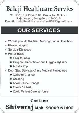Home care Nursing Services