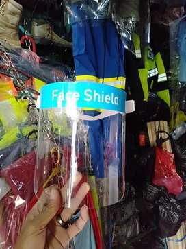 Face Shield APD bening akrelik