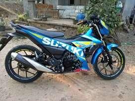 Suzuki satria fit