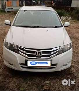 Honda City ZX CVT i-vtec, 2012, Petrol