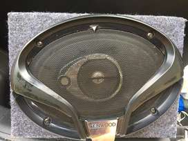 "Original Kenwood 9""x6"" speakers"