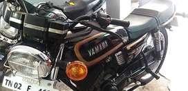 Yamaha RX 135  black for sale