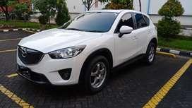 Mazda CX5 Putih 2013 Sunroof 2.0