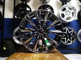 Vleg Mobil  Fortune Strada Ford HSR YAWOSI Ring 17 Lebar 9  ET15