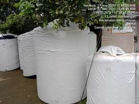 Tandon 1000 liter bahan plastik hdpe tebal Tandon 5000